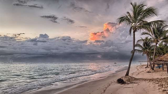 Beautiful Beach of Mousuni Island West Bengal