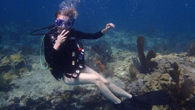 Safe Scuba Diving