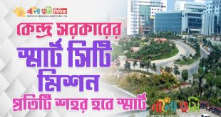 Smart Cities Mission in Bangla