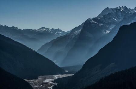 Tista River Sikkim