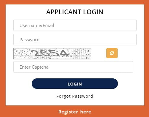 Login - National Transgender Portal